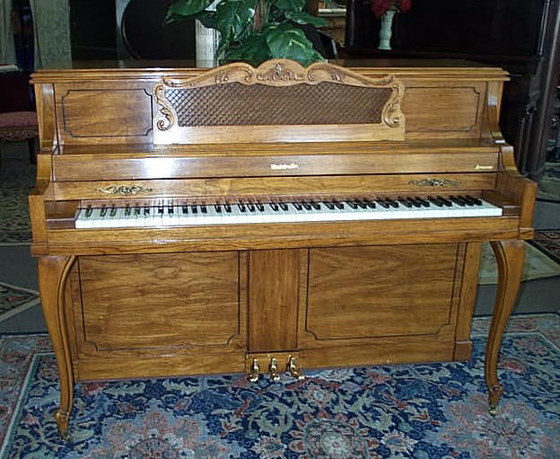 Console Piano Moving in North Texas